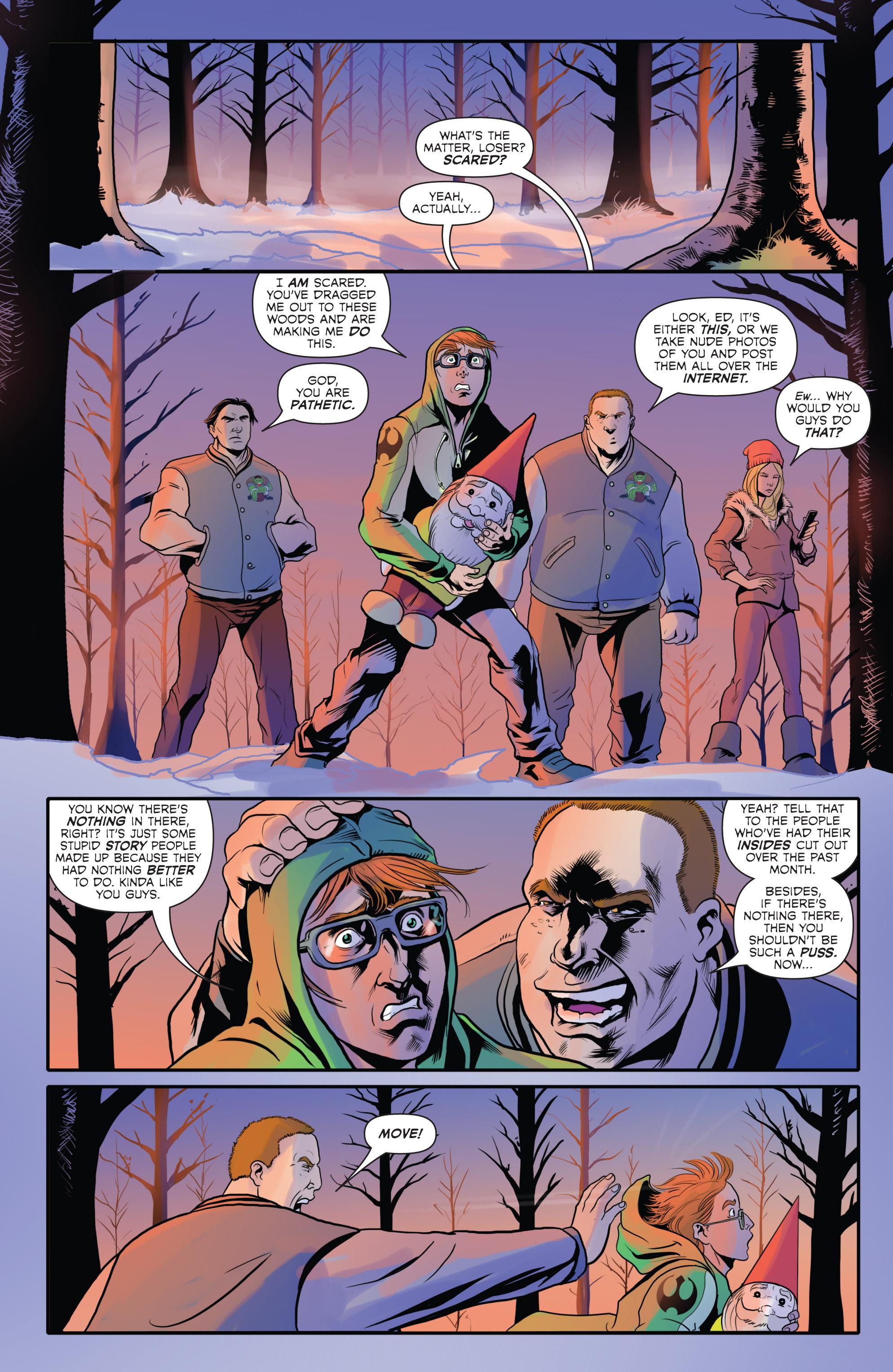 Read online Hoax Hunters (2012) comic -  Issue # TPB 2 - 5