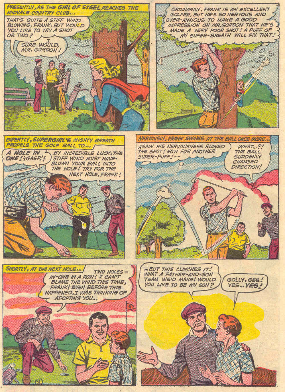 Read online Action Comics (1938) comic -  Issue #341 - 20