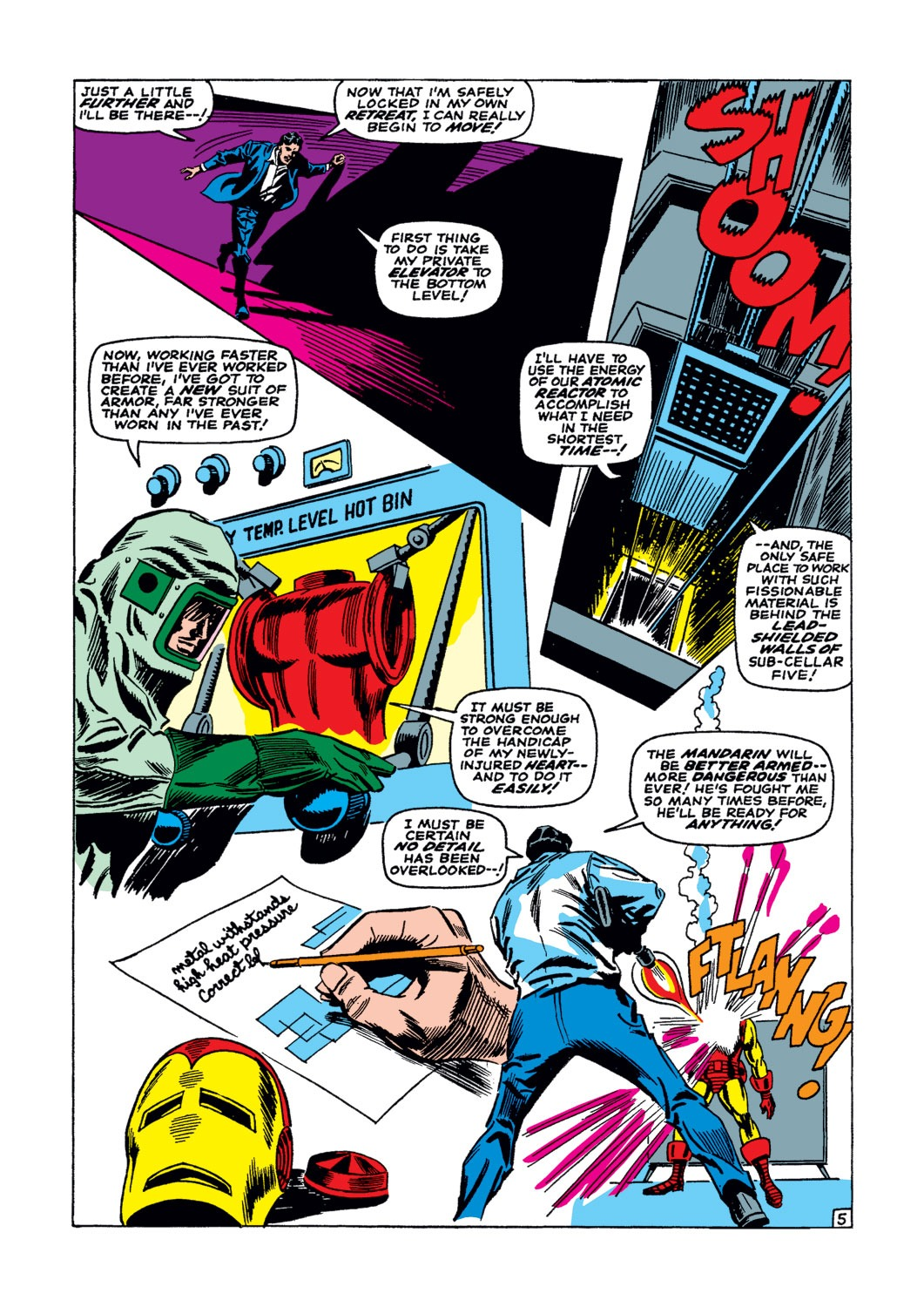 Tales of Suspense (1959) issue 85 - Page 6