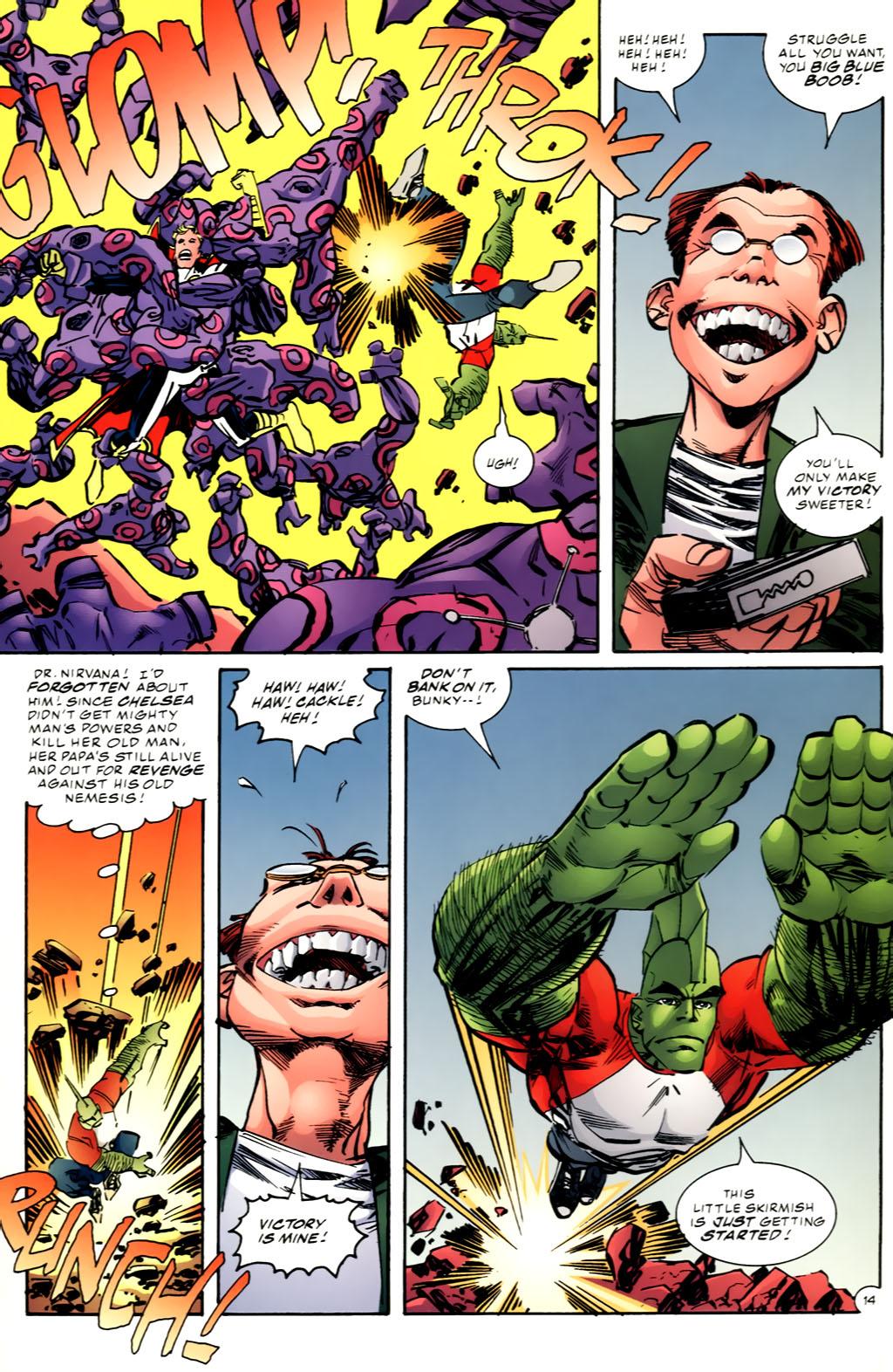 The Savage Dragon (1993) Issue #98 #101 - English 15