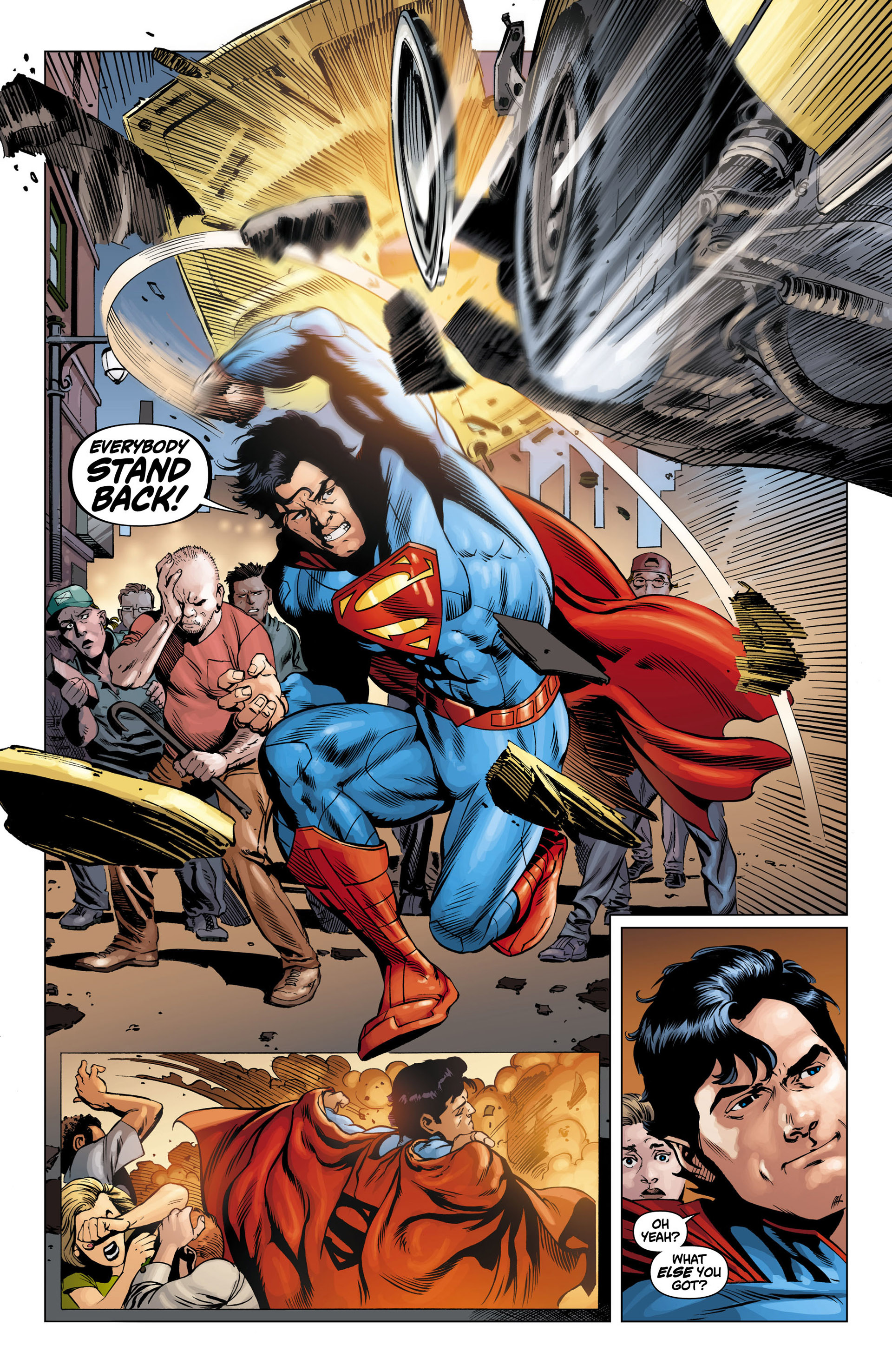 Read online Action Comics (2011) comic -  Issue #12 - 8