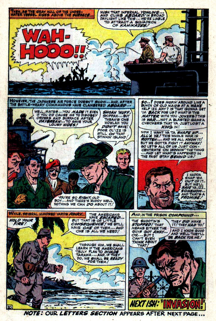 Read online Sgt. Fury comic -  Issue #49 - 28