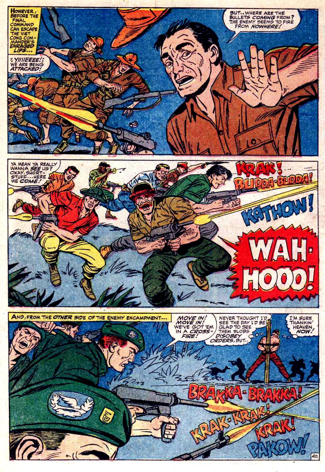 Read online Sgt. Fury comic -  Issue # _Special 3 - 46
