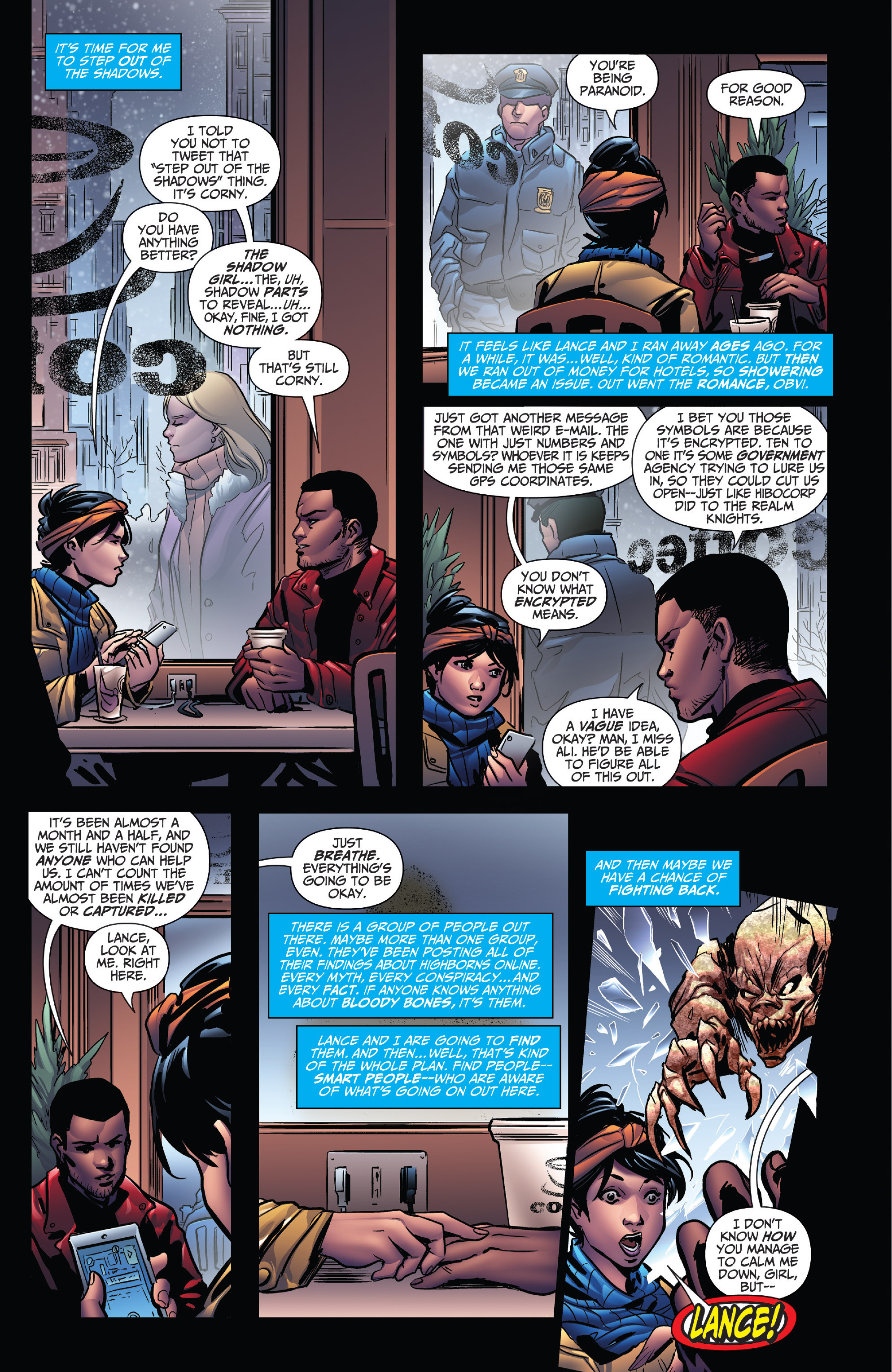 Read online Grimm Fairy Tales: Arcane Acre comic -  Issue # TPB 4 - 32