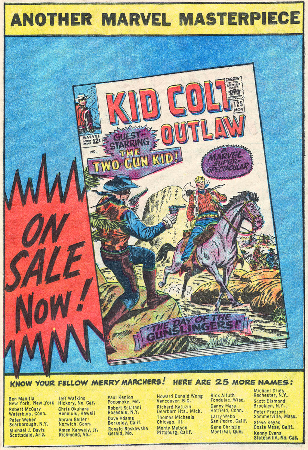 Read online Two-Gun Kid comic -  Issue #78 - 25