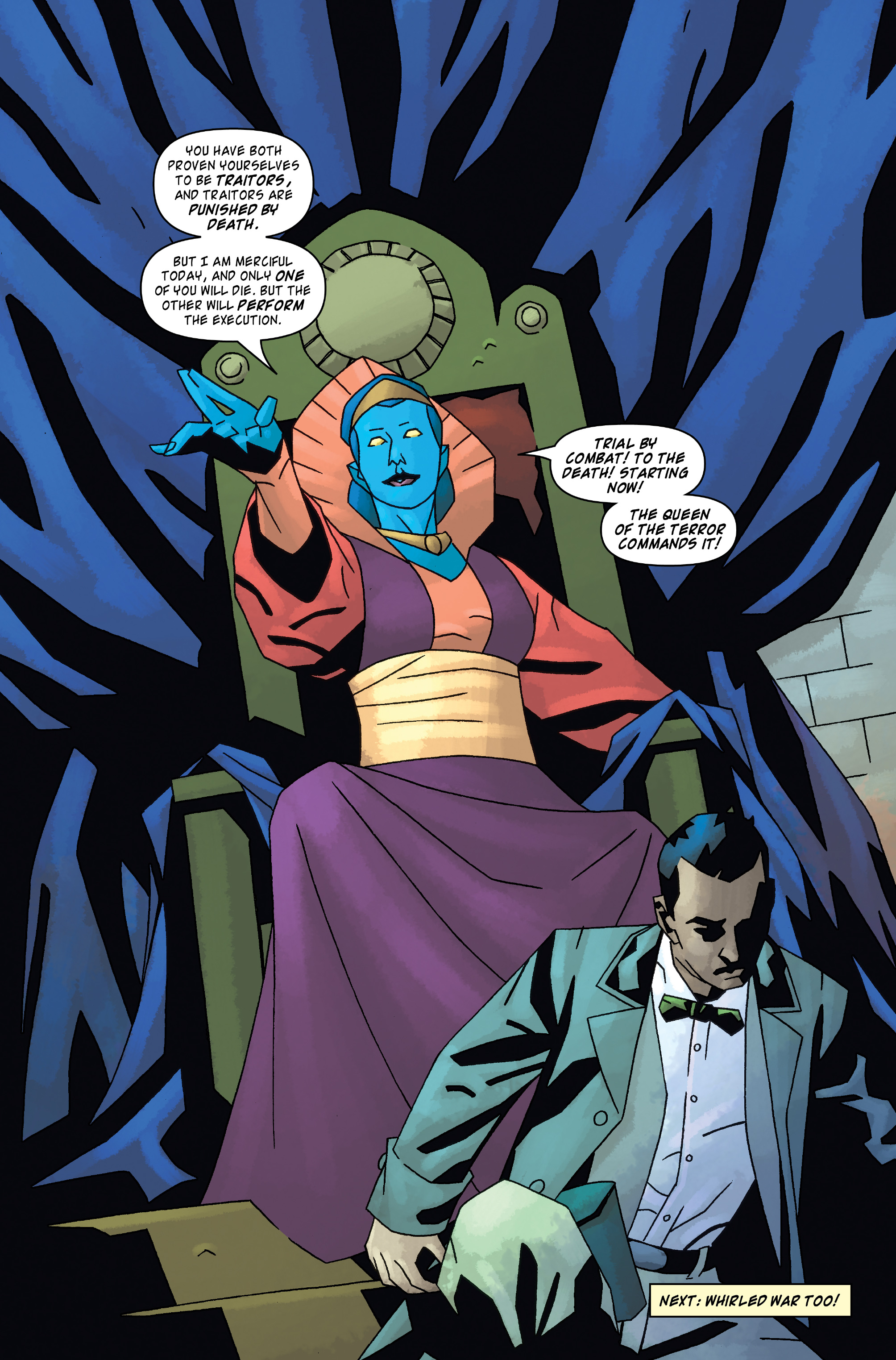 Read online Doctor Who: The Tenth Doctor Archives comic -  Issue #31 - 28