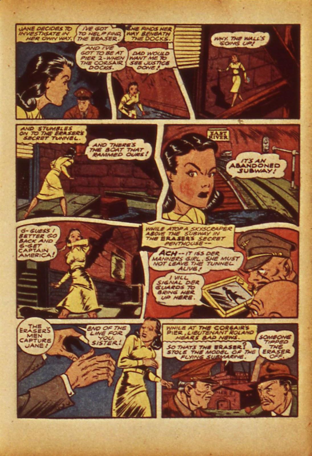 USA Comics issue 7 - Page 15