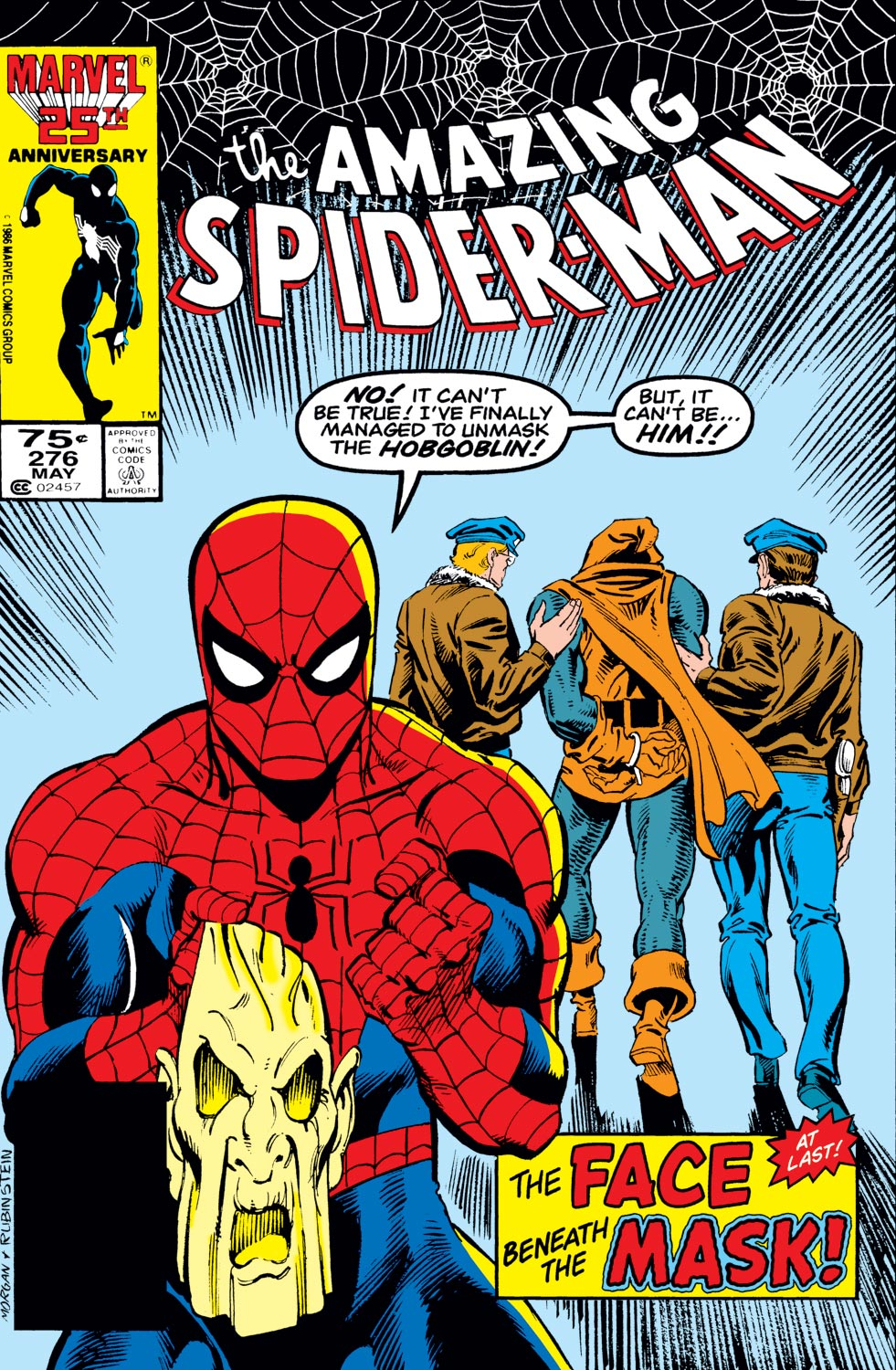 The Amazing Spider-Man (1963) 276 Page 1