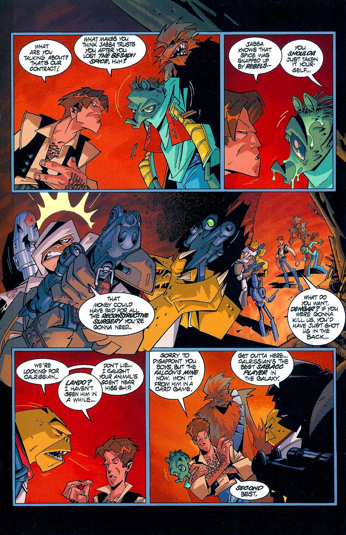 Read online Star Wars Omnibus comic -  Issue # Vol. 12 - 130
