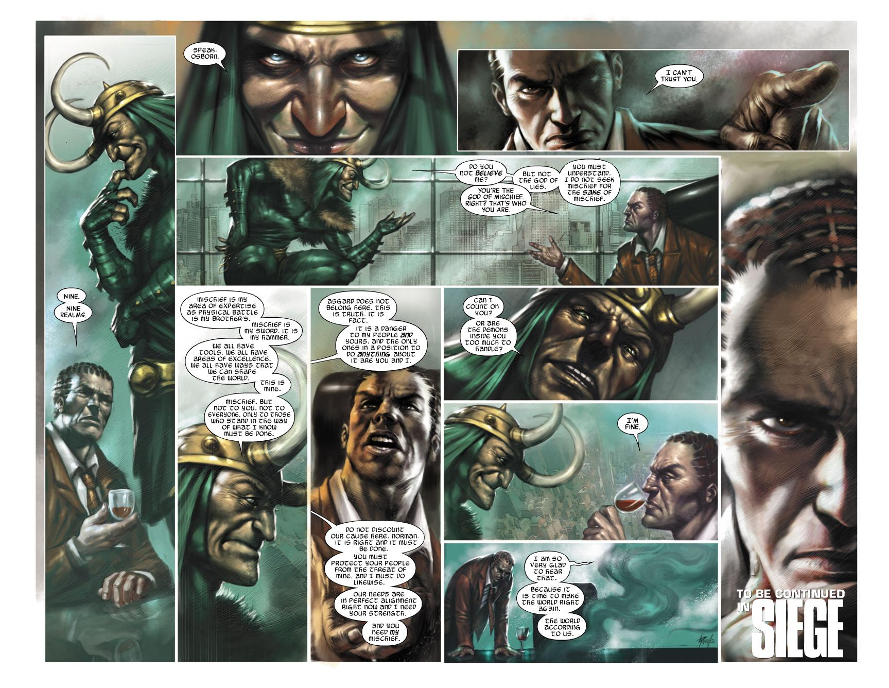Read online Siege Prologue comic -  Issue # Full - 7