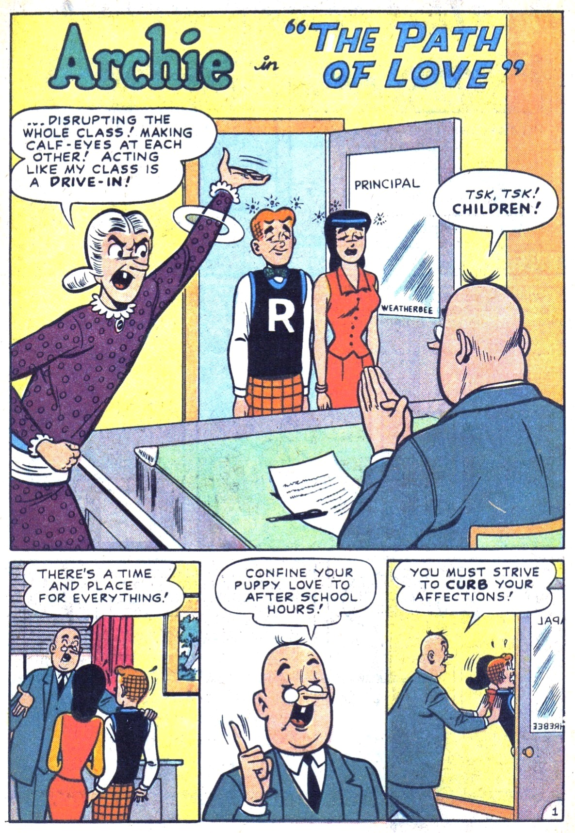 Read online Archie (1960) comic -  Issue #118 - 29