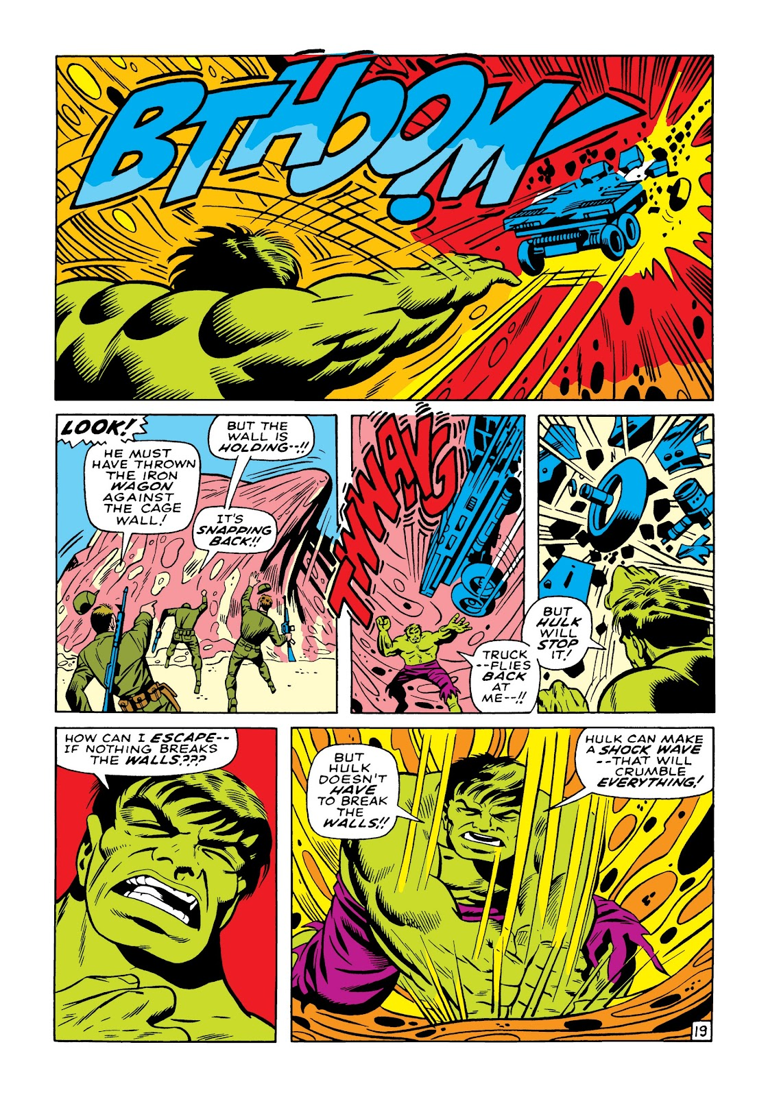 Read online Marvel Masterworks: The Incredible Hulk comic -  Issue # TPB 5 (Part 2) - 9