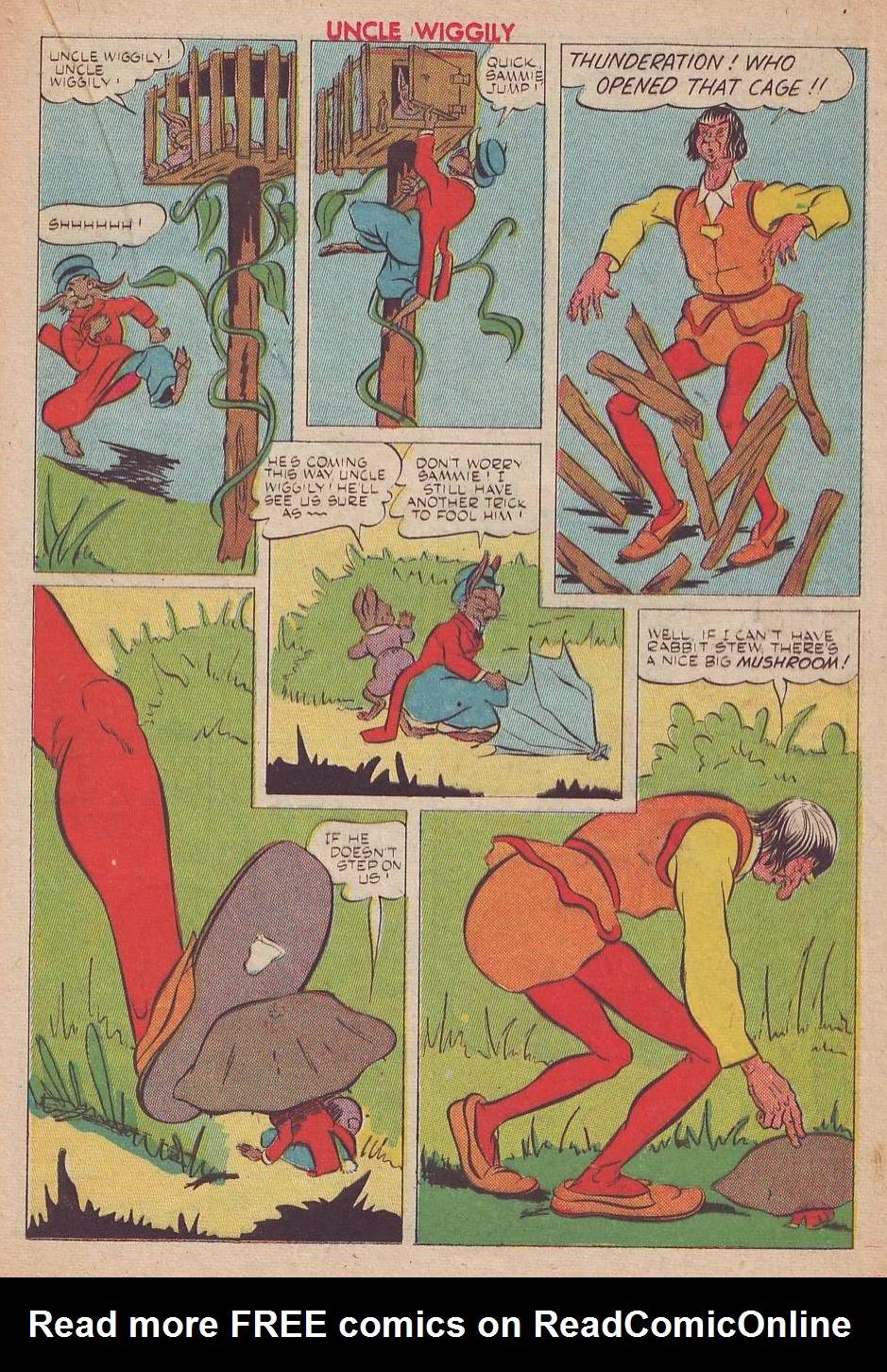 Read online Animal Comics comic -  Issue #25 - 25
