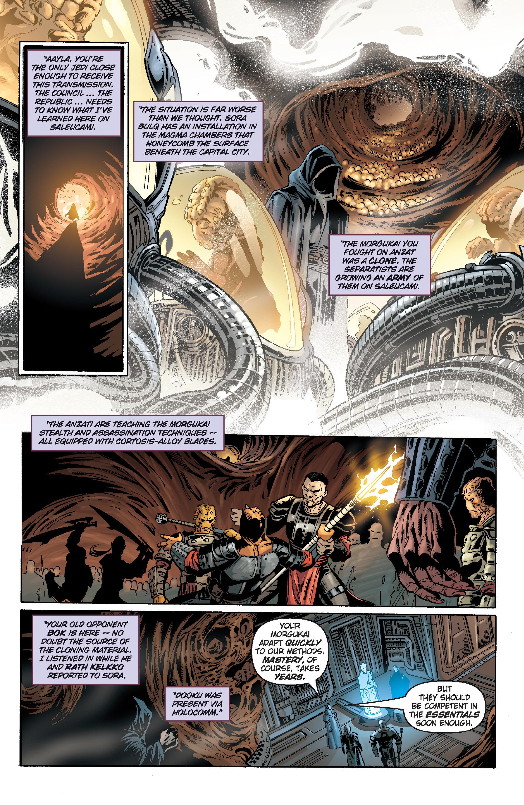Read online Star Wars Omnibus comic -  Issue # Vol. 26 - 246