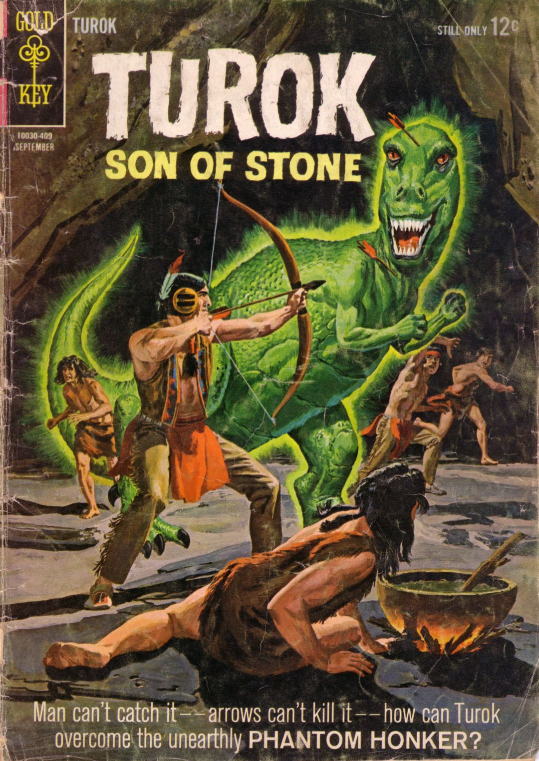 Read online Turok, Son of Stone comic -  Issue #41 - 1