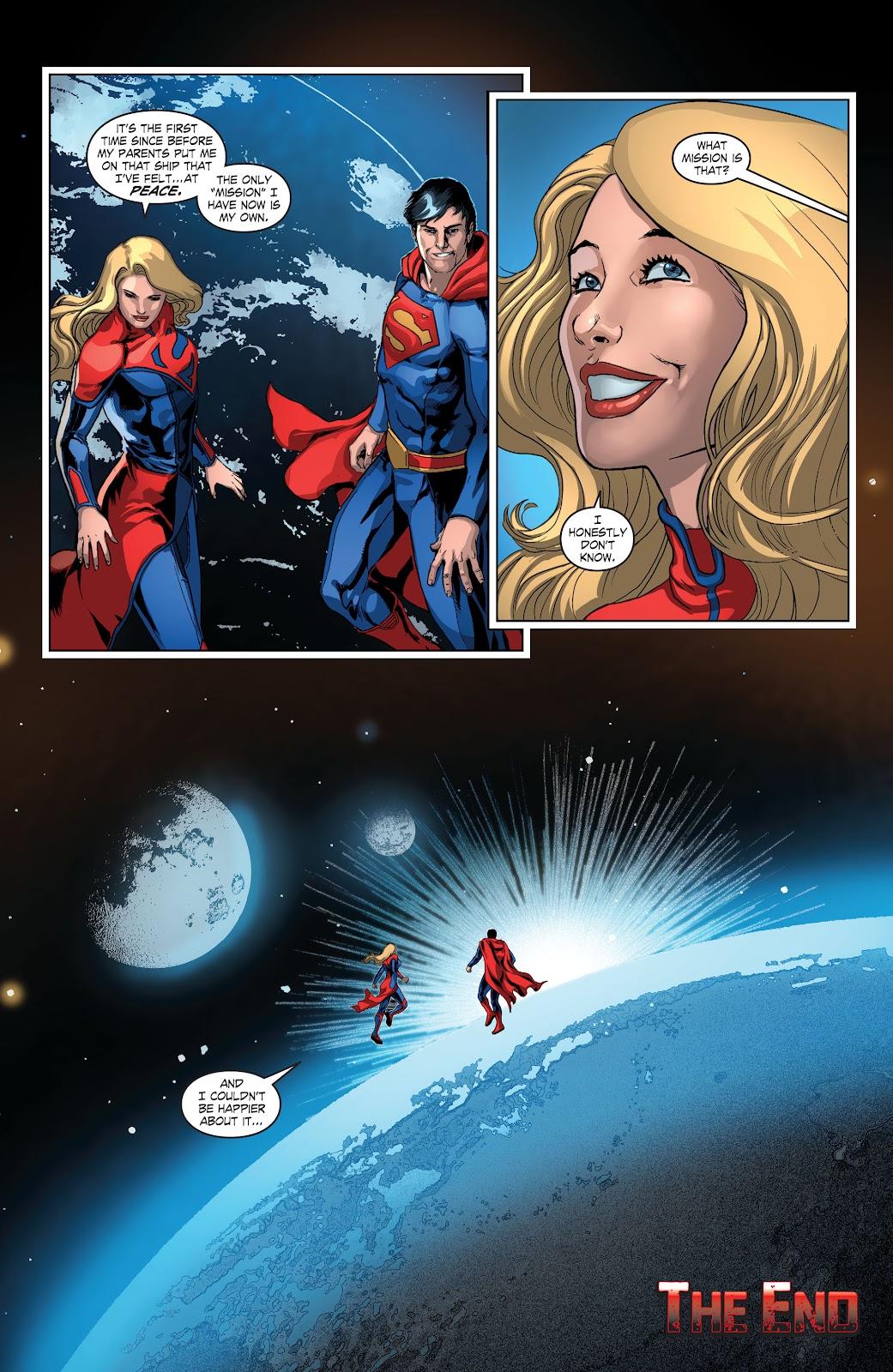 Read online Smallville Season 11 [II] comic -  Issue # TPB 4 - 100