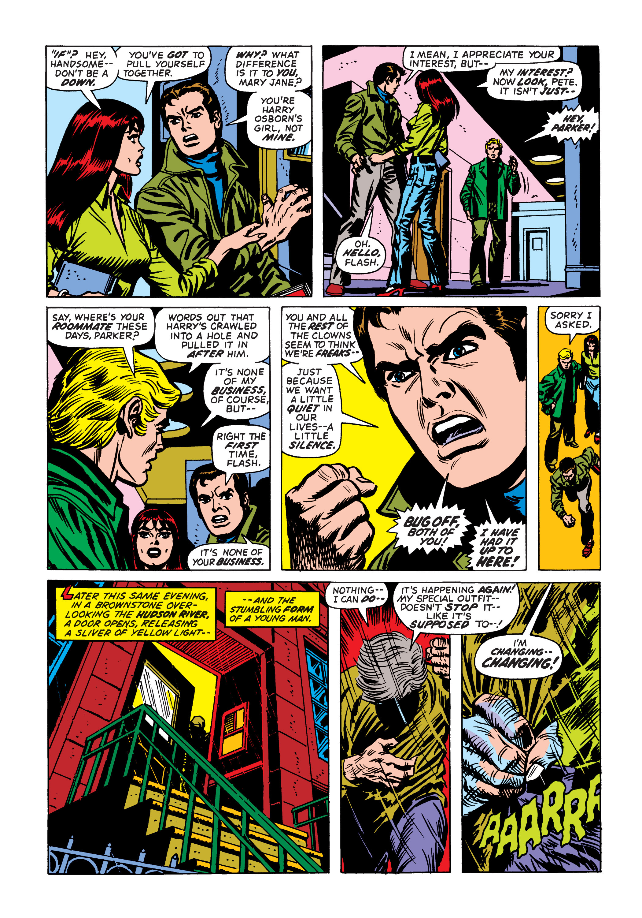 The Amazing Spider-Man (1963) 124 Page 7
