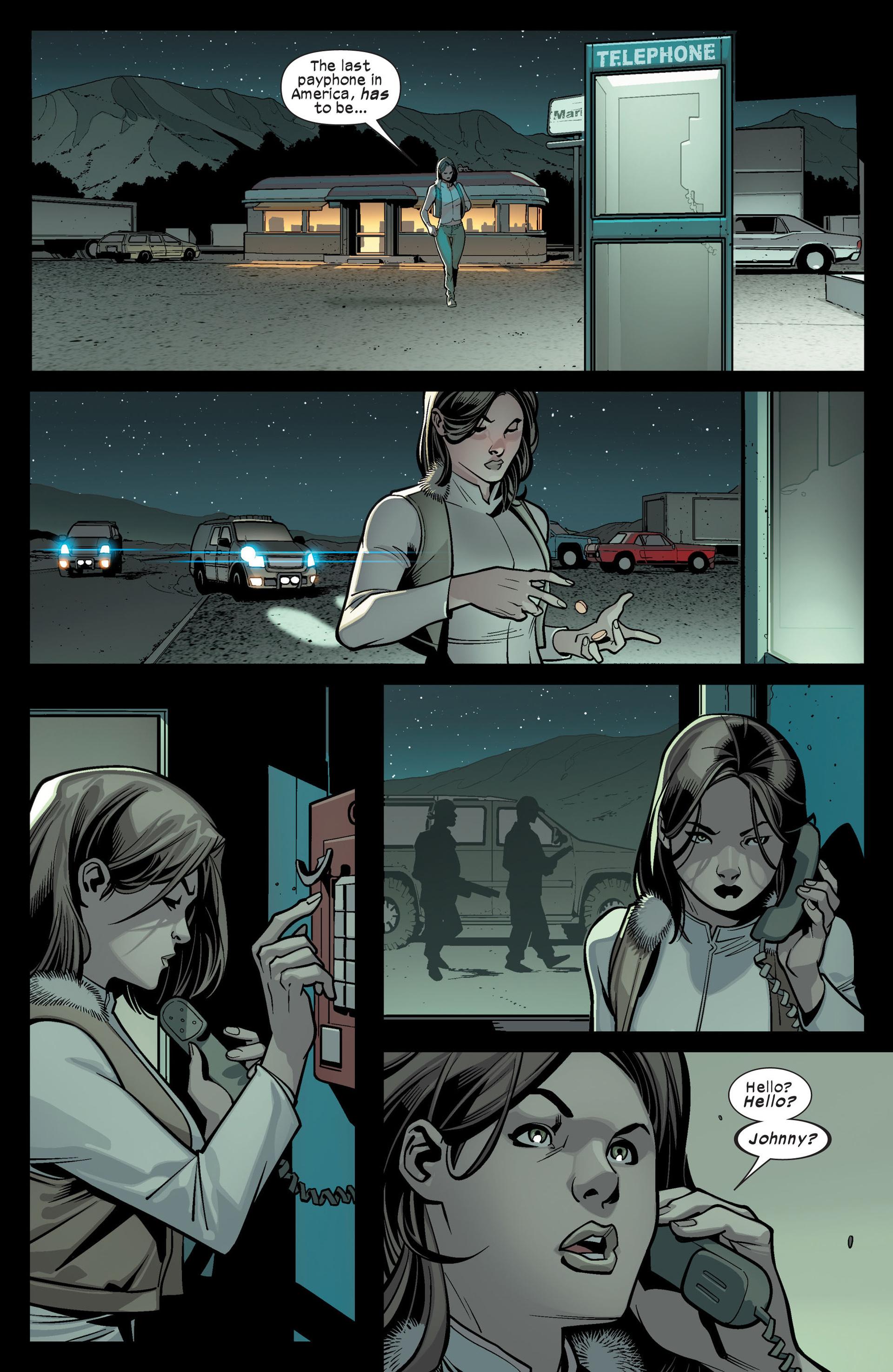 Read online Ultimate Comics X-Men comic -  Issue #14 - 21