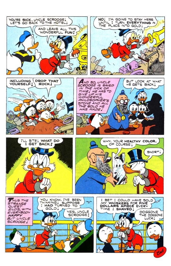 Read online Uncle Scrooge (1953) comic -  Issue #253 - 24