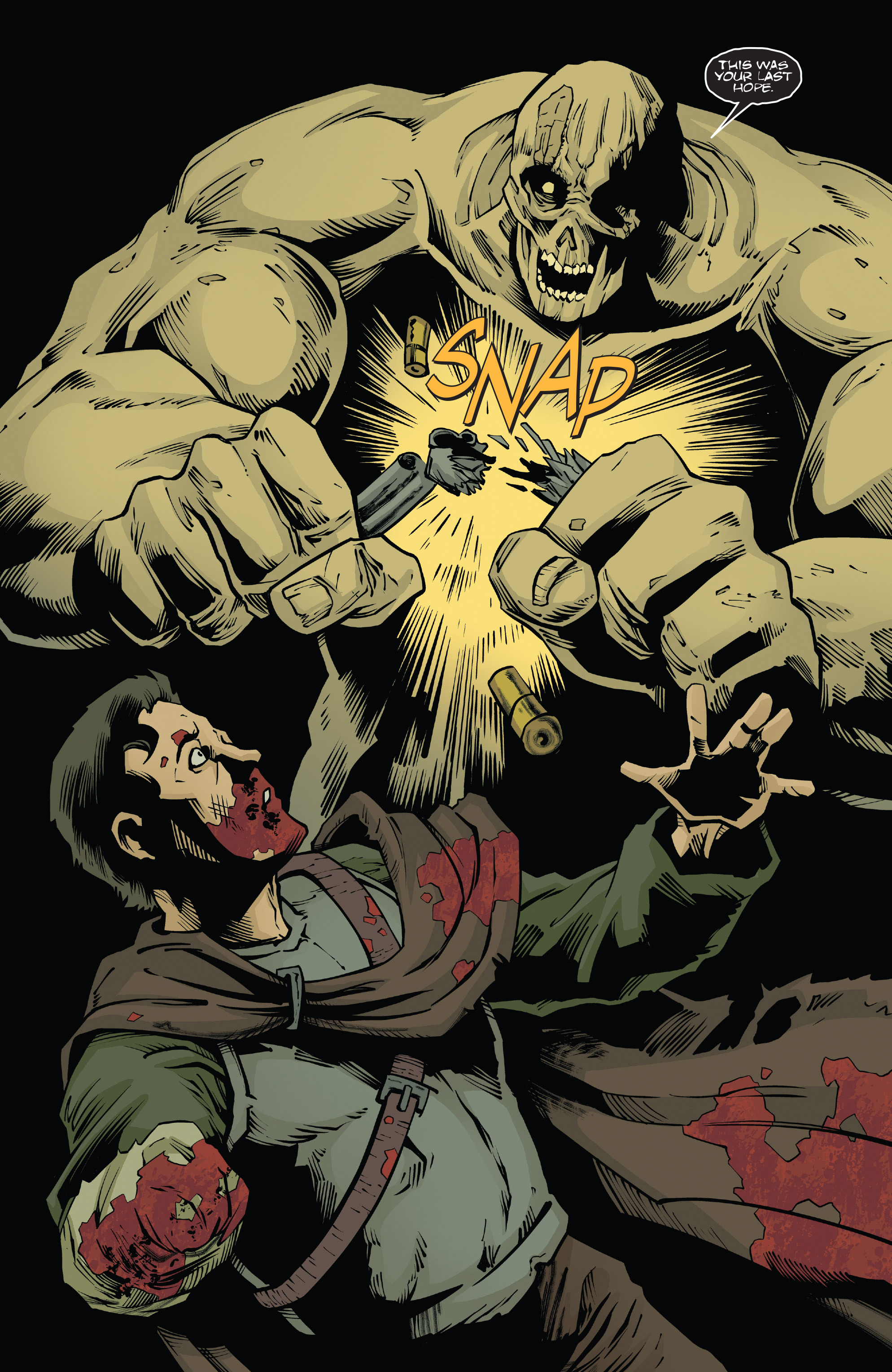 Read online Army of Darkness: Ash Gets Hitched comic -  Issue #4 - 11