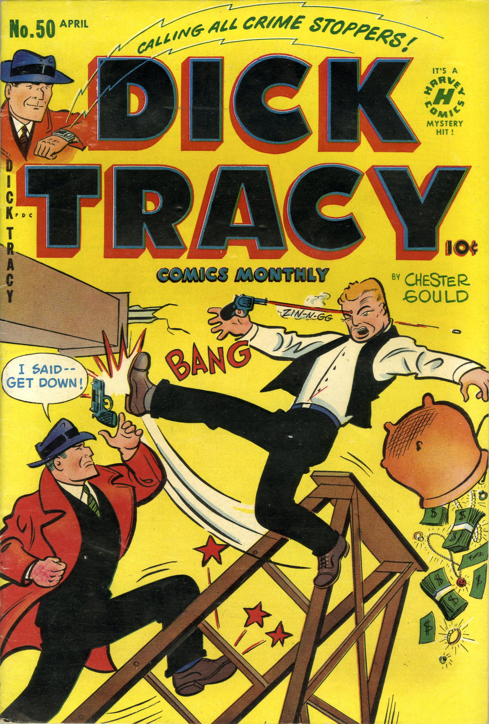 Dick Tracy (1950) 50 Page 1
