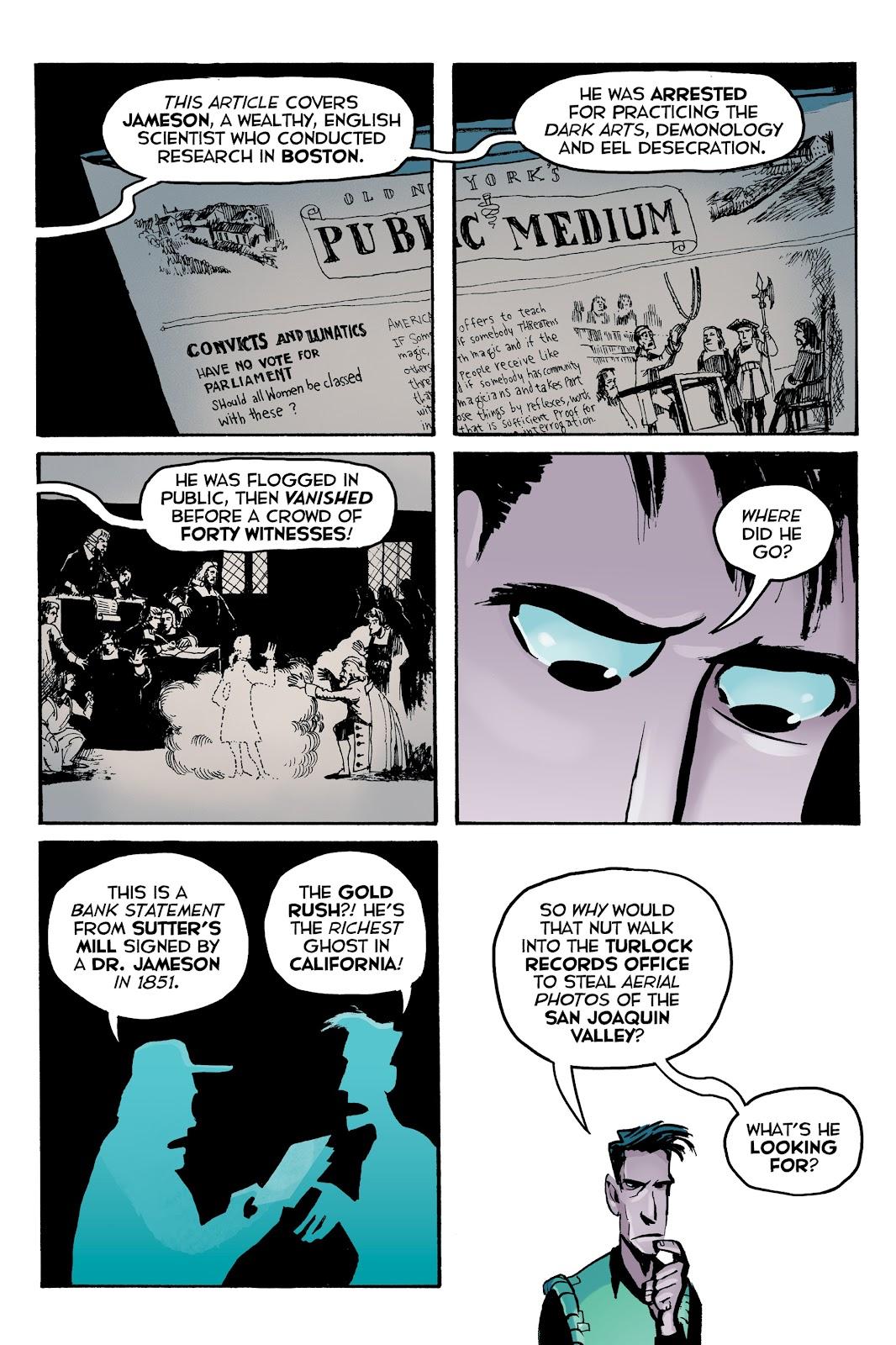 Read online Creature Tech (2019) comic -  Issue # TPB (Part 2) - 25