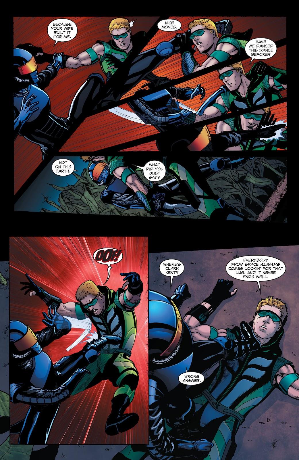 Read online Smallville Season 11 [II] comic -  Issue # TPB 1 - 119
