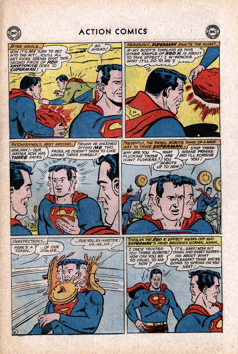 Read online Action Comics (1938) comic -  Issue #299 - 11