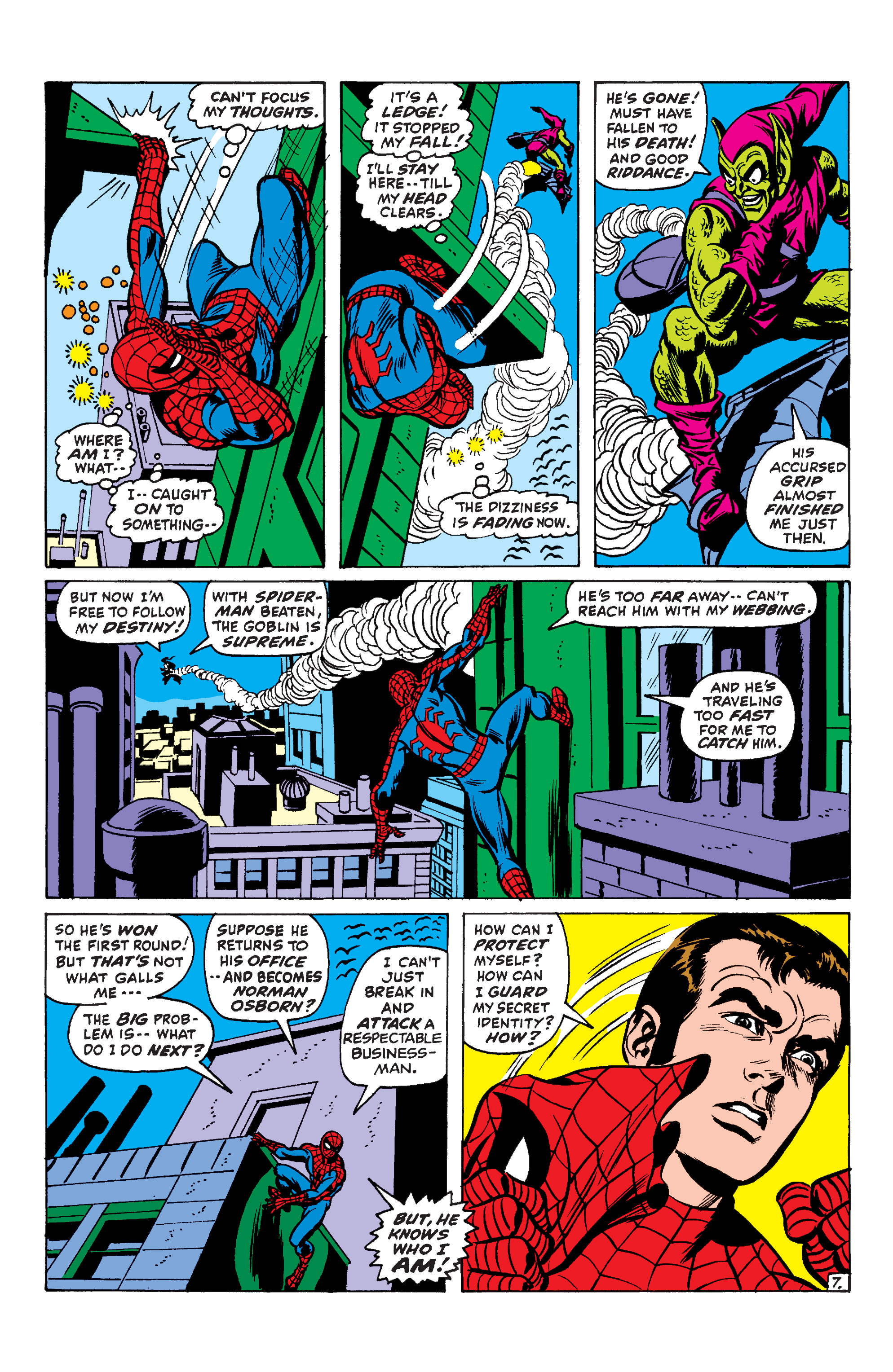 The Amazing Spider-Man (1963) 97 Page 7