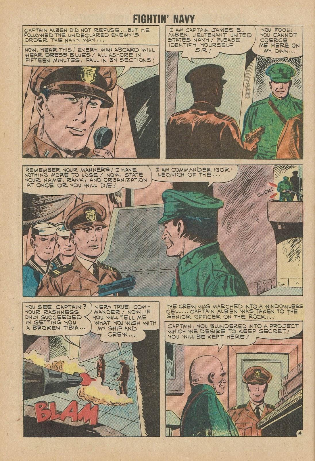 Read online Fightin' Navy comic -  Issue #98 - 28