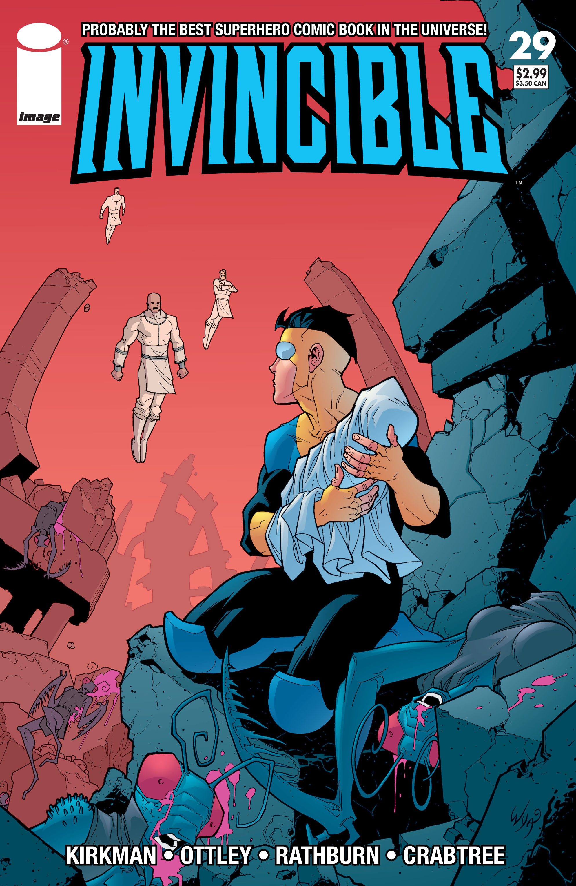 Invincible 29 Page 1