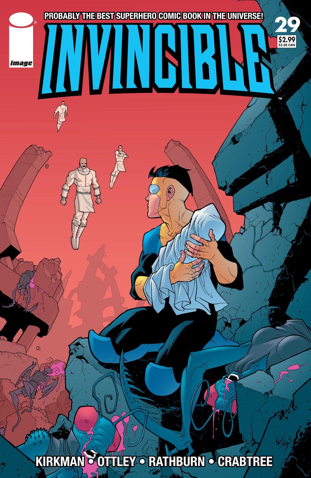 Invincible (2003) 29 Page 1