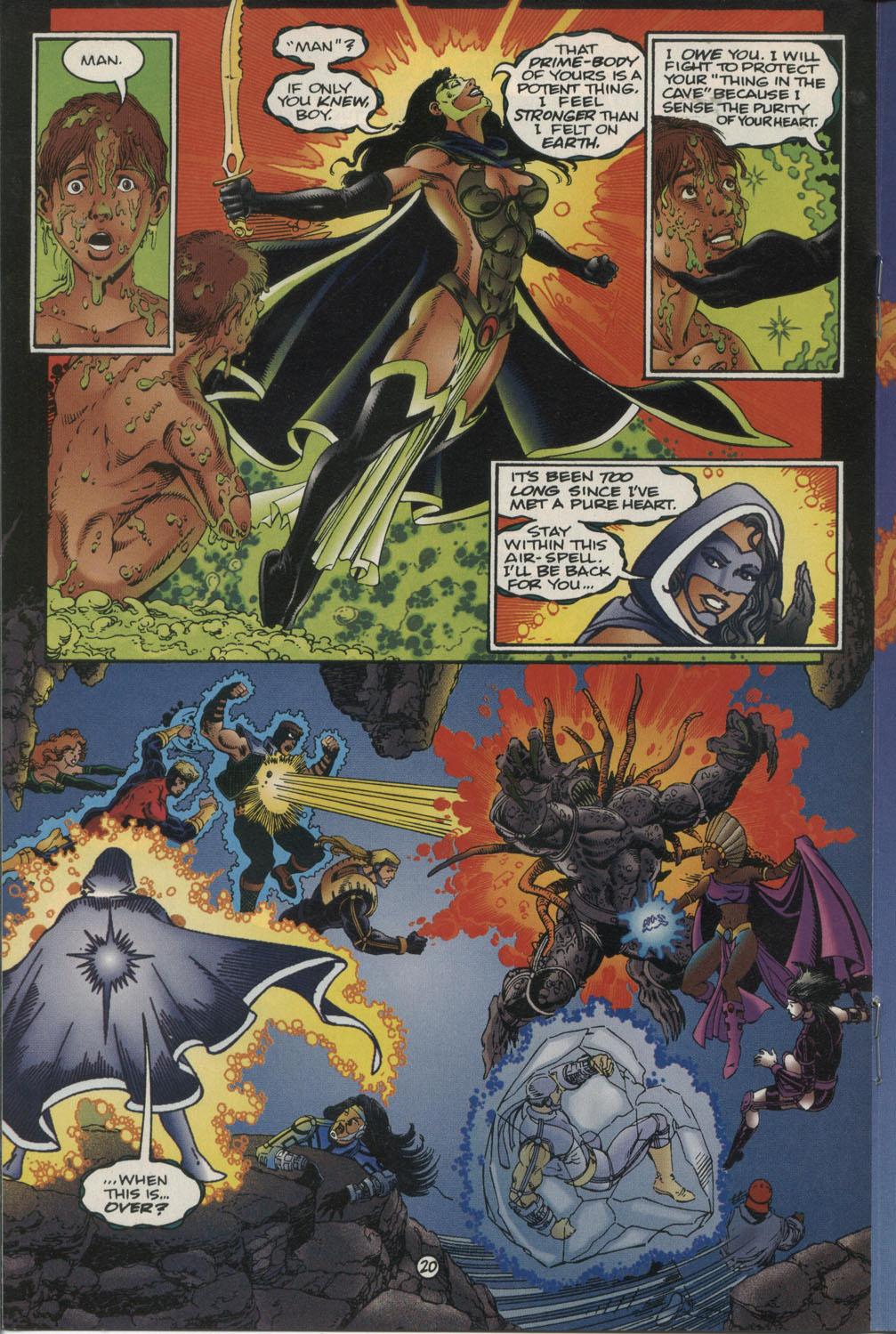 Read online Break-Thru comic -  Issue #2 - 21