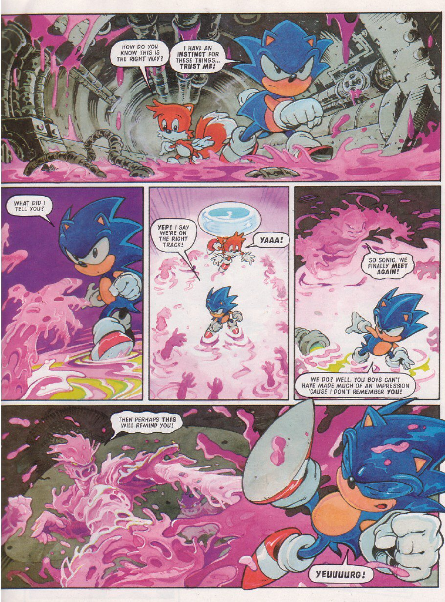 Read online Sonic the Comic comic -  Issue #114 - 7