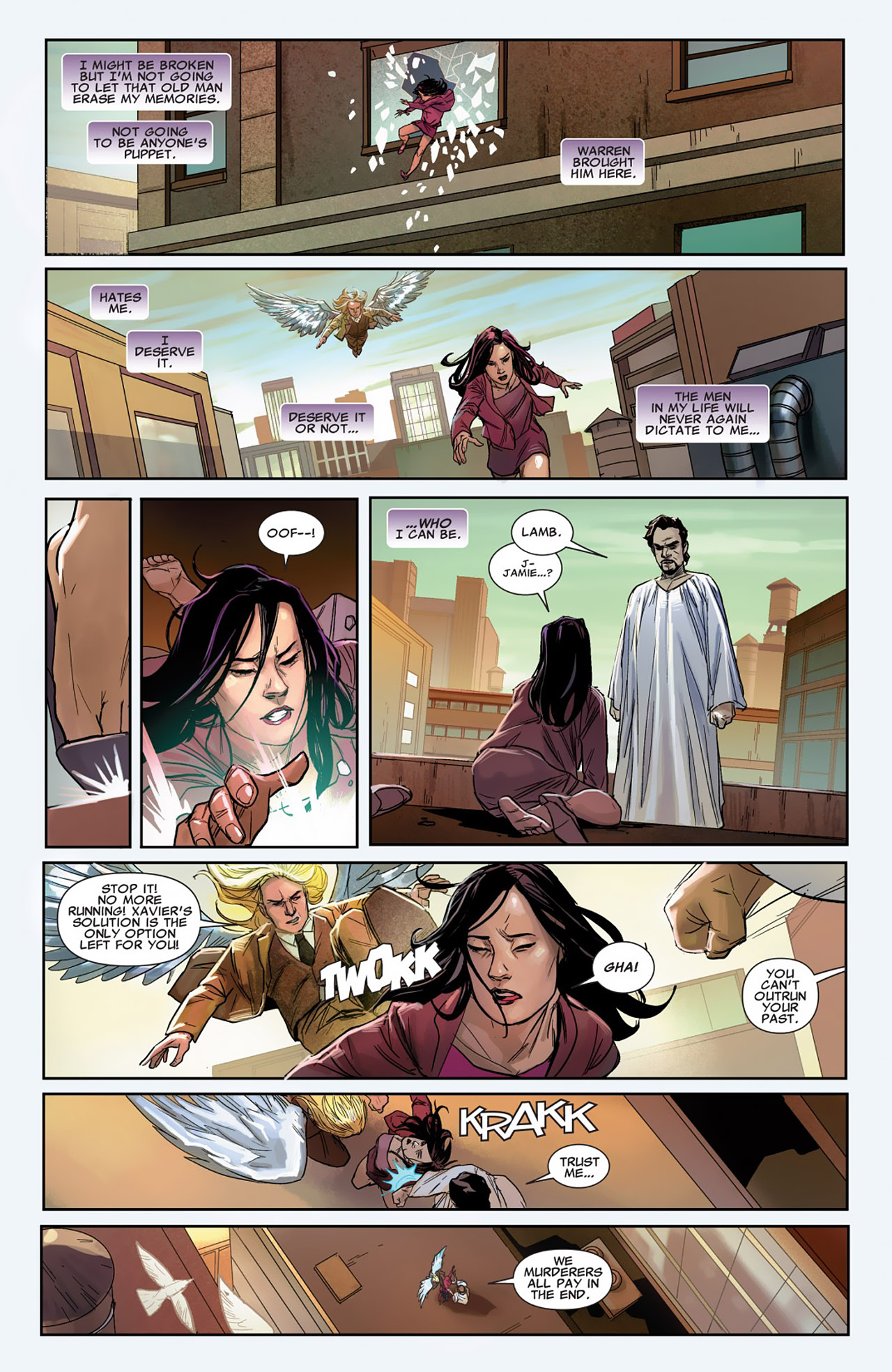 Read online Uncanny X-Force (2010) comic -  Issue #26 - 19