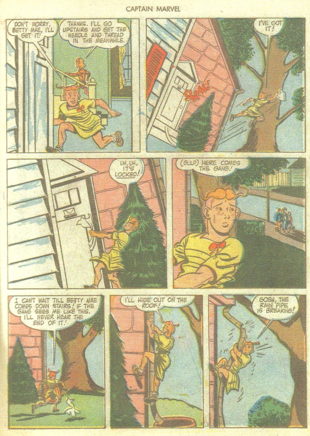 Captain Marvel Adventures issue 64 - Page 27