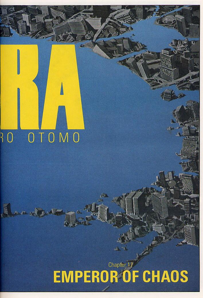 Read online Akira comic -  Issue #17 - 68