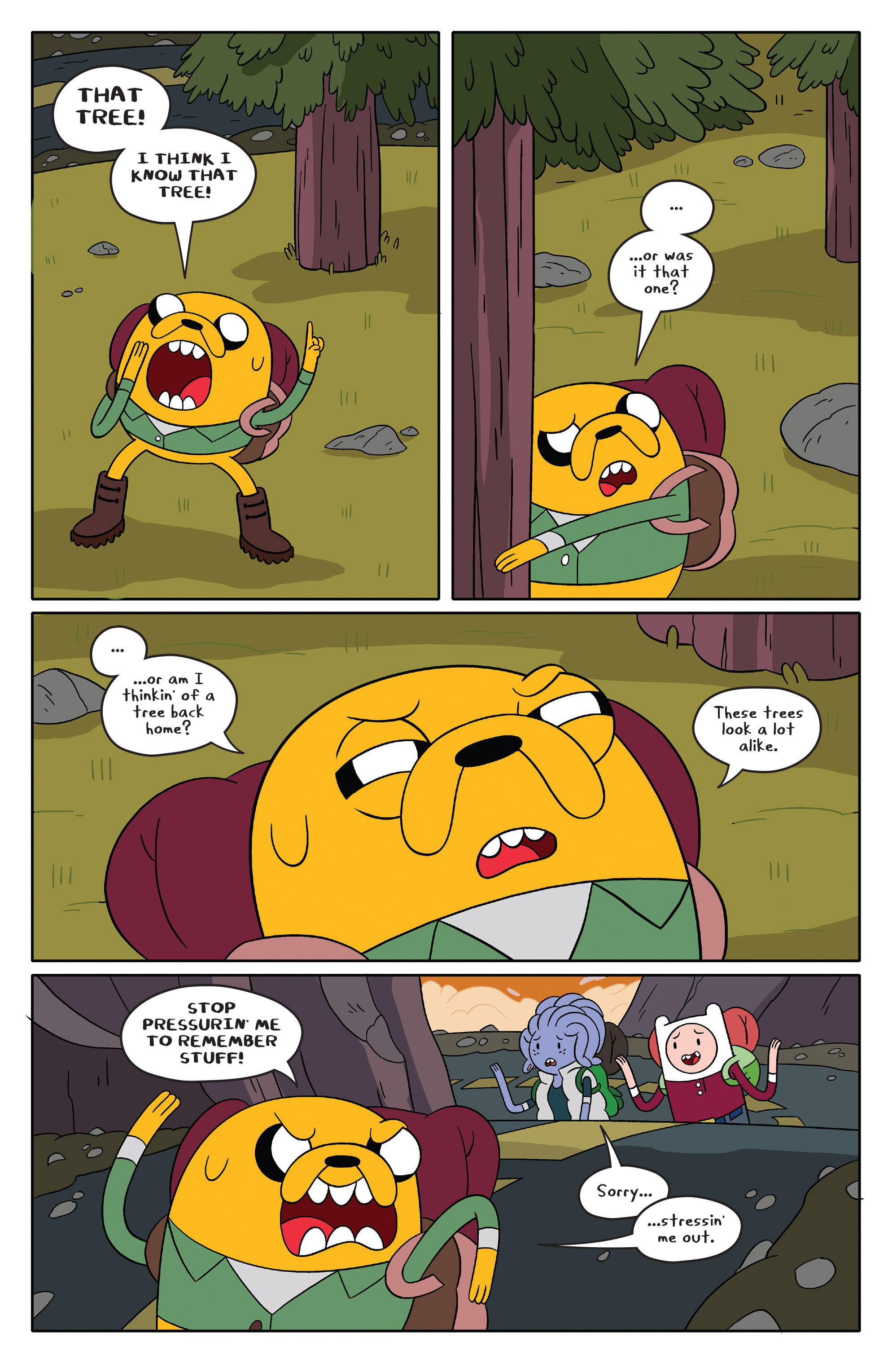 Adventure Time 47 Page 12