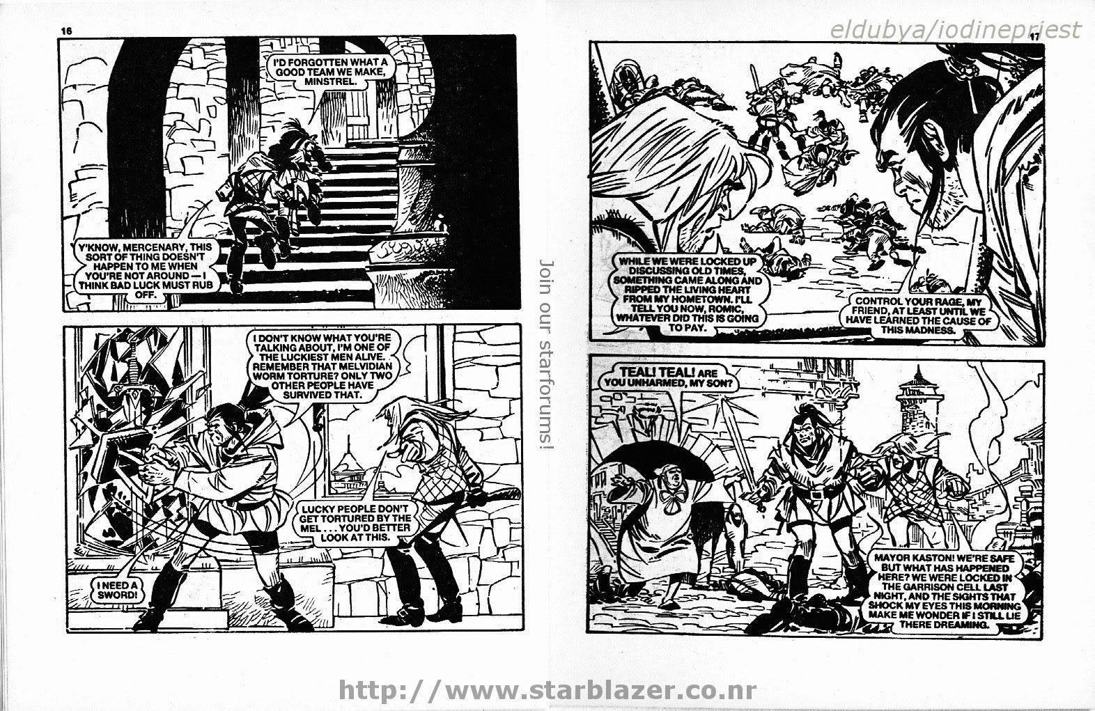 Starblazer issue 257 - Page 10