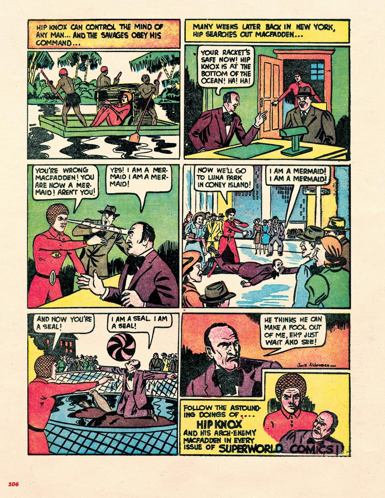 Read online Super Weird Heroes comic -  Issue # TPB 2 (Part 2) - 6
