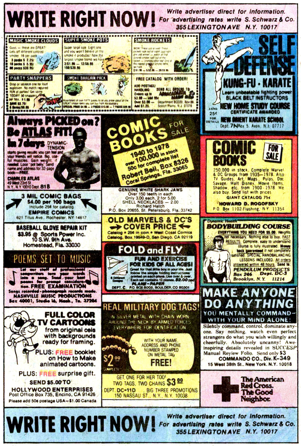 Read online Secrets of Haunted House comic -  Issue #33 - 23