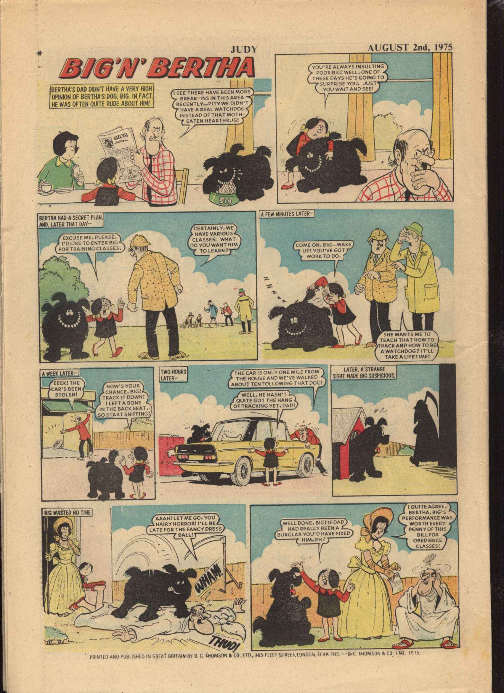Read online Judy comic -  Issue #812 - 32