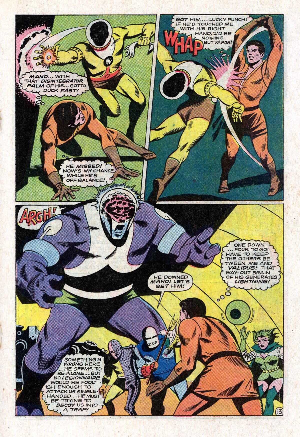 Read online Adventure Comics (1938) comic -  Issue #378 - 19