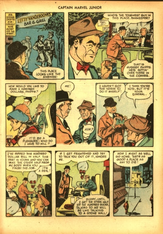 Captain Marvel, Jr. issue 39 - Page 18
