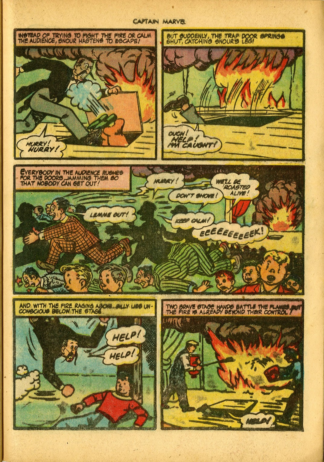 Captain Marvel Adventures issue 34 - Page 45