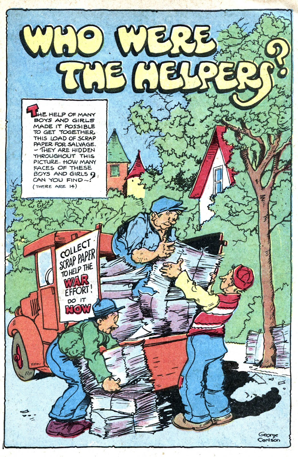 Read online Famous Funnies comic -  Issue #128 - 11