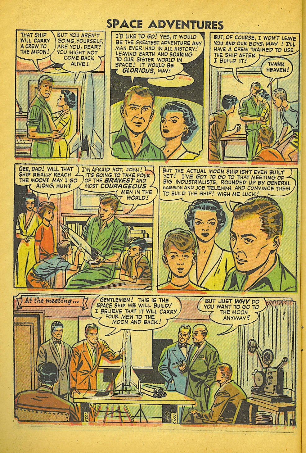 Space Adventures (1952) issue 20 - Page 6