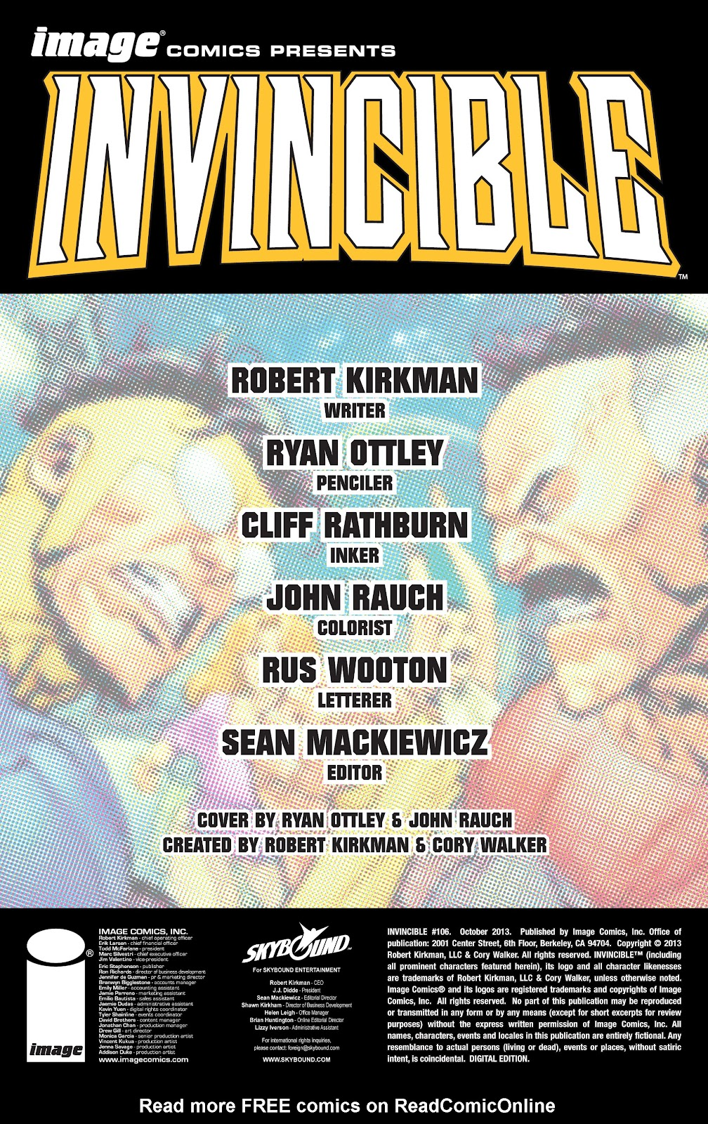 Invincible (2003) 106 Page 2