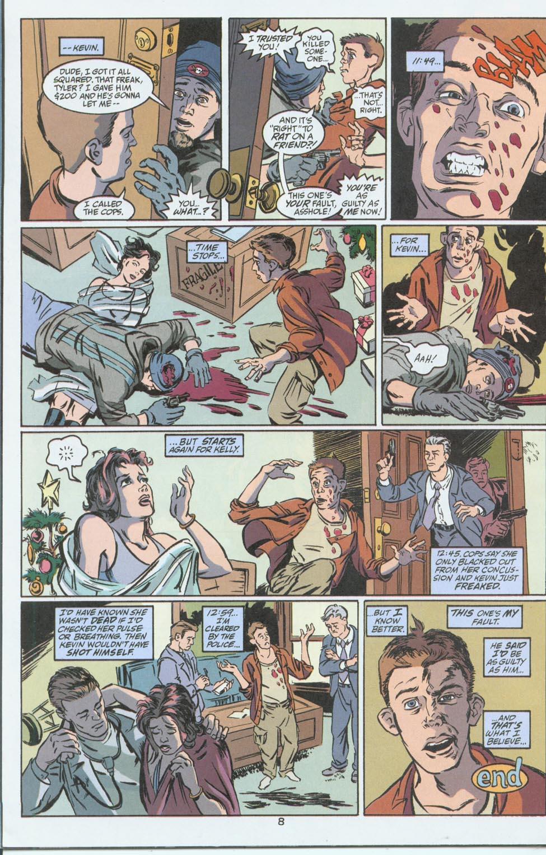 Read online Flinch comic -  Issue #9 - 23