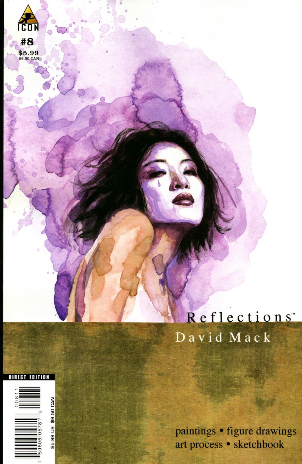 Read online Kabuki: Reflections comic -  Issue #8 - 1